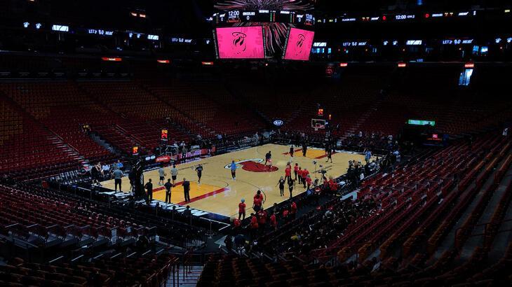 NBA'de antrenman tesislerini açan takım sayısı 10'a çıktı