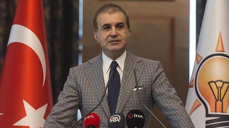 AK Parti Sözcüsü Ömer Çelik'ten '14 Mayıs 1950' paylaşımı