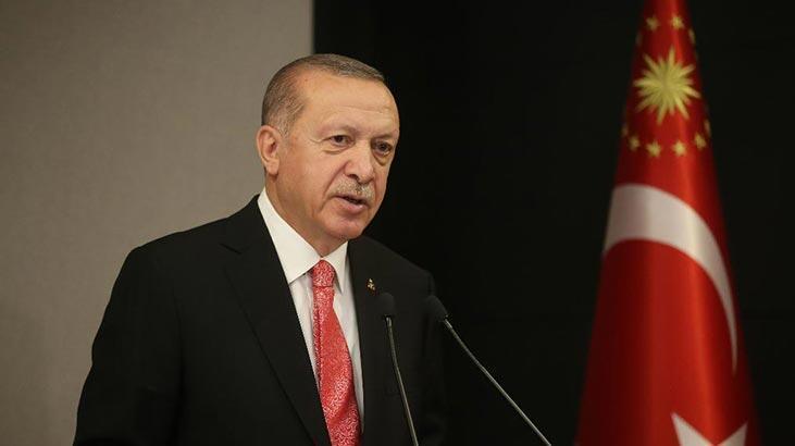 Cumhurbaşkanı Erdoğan'dan Dünya Çiftçiler Günü mesajı