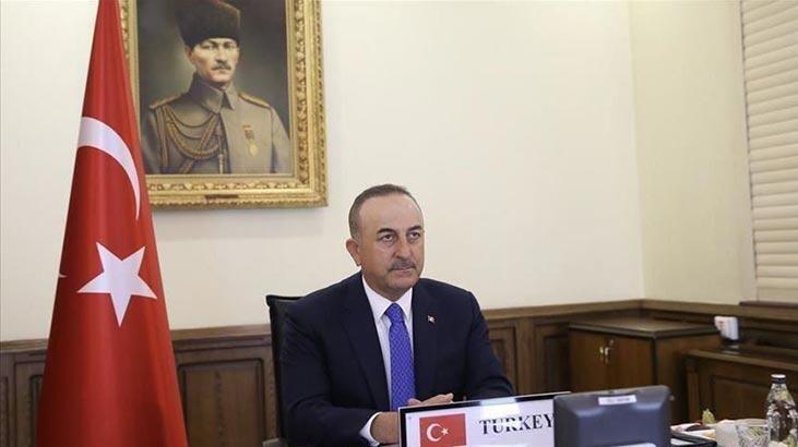 Bakan Çavuşoğlu Libyalı mevkidaşı Seyyale ile telefonda görüştü