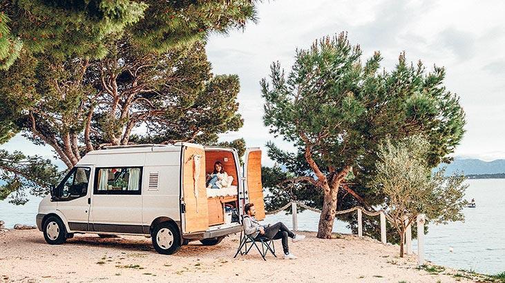 Koronaya karşı karavan tatili