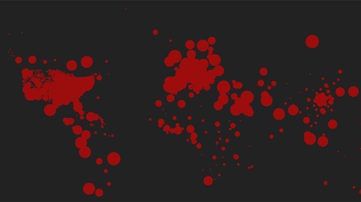 Dünya genelinde tedavisi süren Covid-19 hasta sayısı 2,5 milyonu aştı