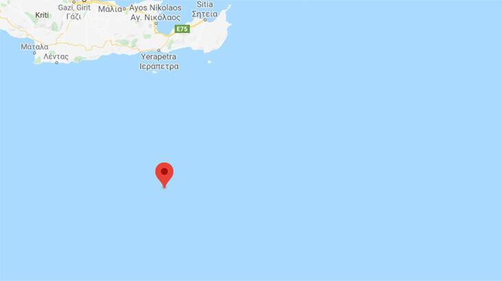 Son dakika haberi: Akdeniz'de 4,2 büyüklüğünde korkutan deprem