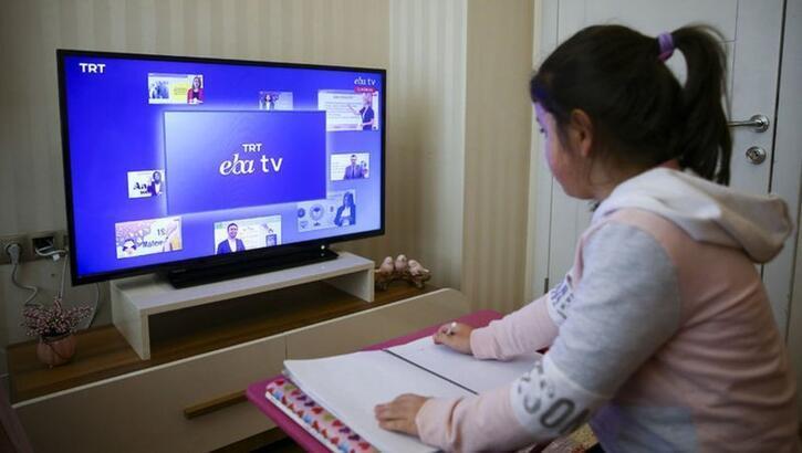 EBA TV izle - TRT canlı yayın | Bugün EBA ders programında hangi dersler var? 15 Mayıs 2020