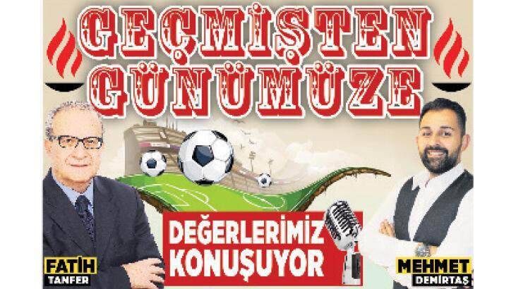 """""""Göztepe forması 52 yıldır sırtımda'"""