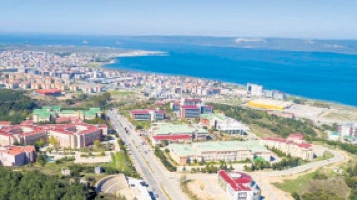 ÇOMÜ, en başarılı ikinci üniversite