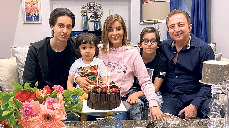 Aile  arasında kutlama