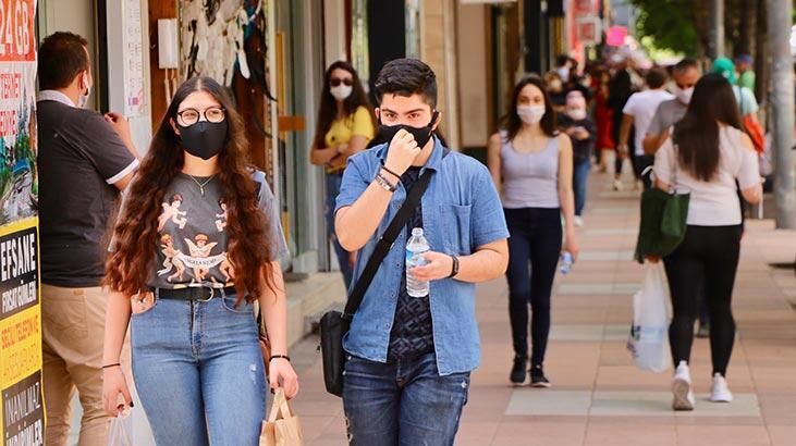 Valilik açıkladı! Eskişehir'de maske kullanmak zorunlu