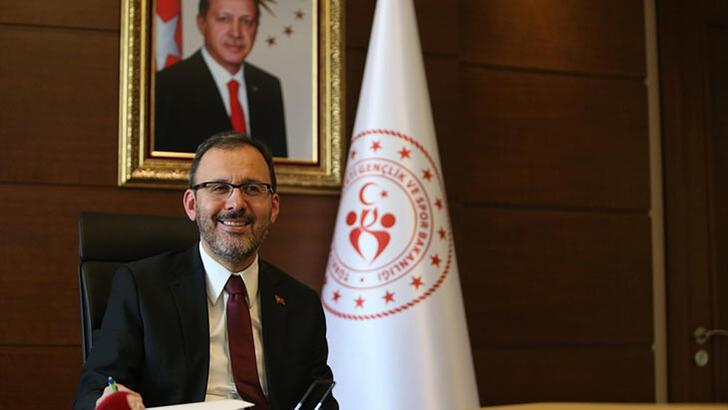 """Bakan Kasapoğlu: """"Adanalı taraftarlarımızın talepleri bizler için önemli"""""""