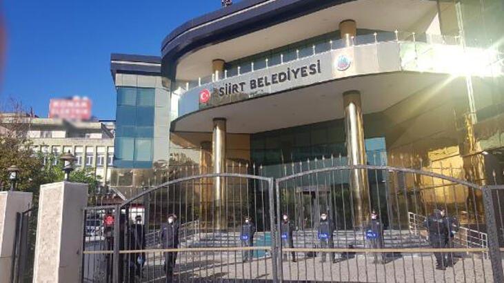 HDP'li beş başkan gözaltına alındı