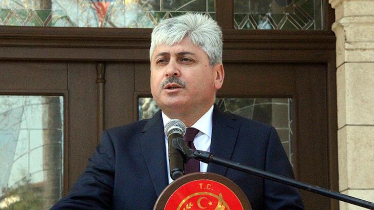 Hatay Valisi Rahmi Doğan'dan yeni stadyumla ilgili açıklama