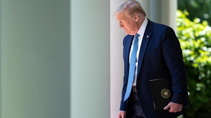 5 sayfalık mektup ele geçirildi! Trump, DSÖ fonlarını...