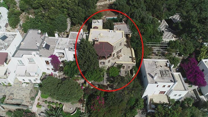 Can Dündar'ın kaçak villasına 148 bin 144 lira ceza
