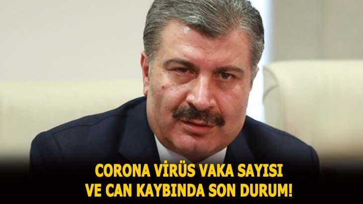 16 Mayıs corona virüs vaka ve can kaybı sayısı son durumu açıklandı! Türkiye corona virüs tablosu!