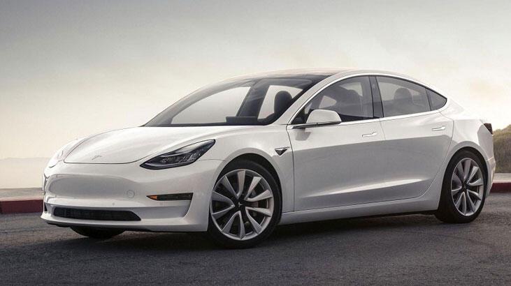 Tesla Model 3'te menzili uzatıyor!