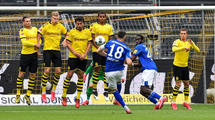 Borussia Dortmund-Schalke 04: 4-0
