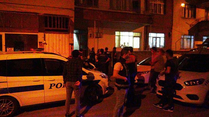 Son dakika haberler: Komşu aileler birbirine girdi! Polis kavgayı güçlükle ayırdı