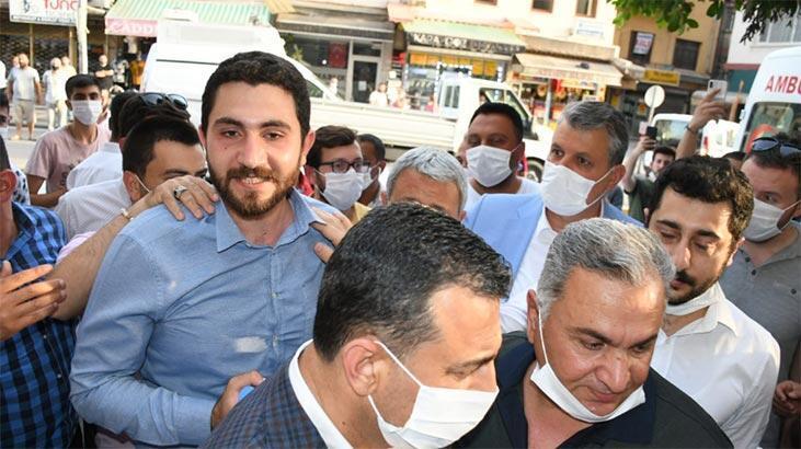 CHP Yüreğir Gençlik Kolları Başkanı Yıldırım tutuklandı