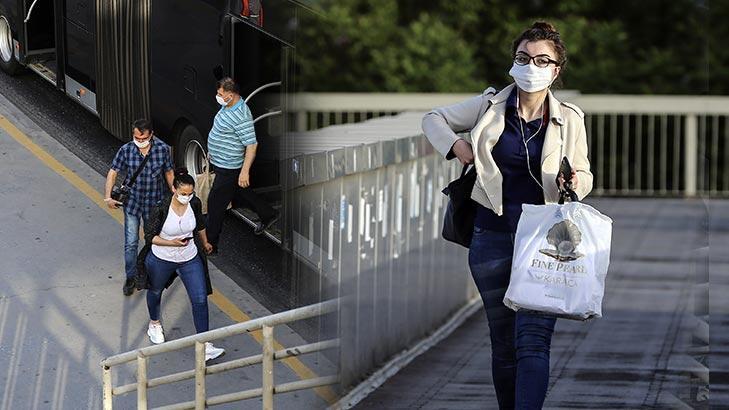 Bu sabah İstanbul! Kısıtlamadan muaf vatandaşlar yollara düştü