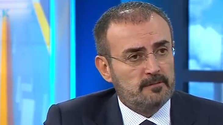 AK Parti'li Ünal canlı yayında soruları yanıtladı: