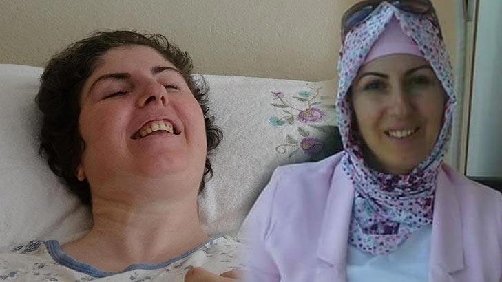 Sağlık çalışanı kadın 5 yıldır yatağa bağımlı halde yaşıyor!
