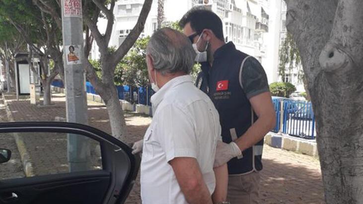Son dakika I Antalya'da İslamiyet'e hakaret eden kişi gözaltına alındı