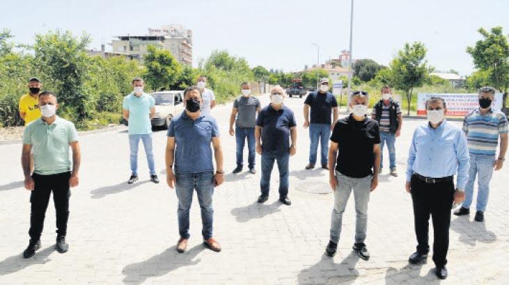 Büyükşehir, Umurlu'yu baştan sona yeniliyor