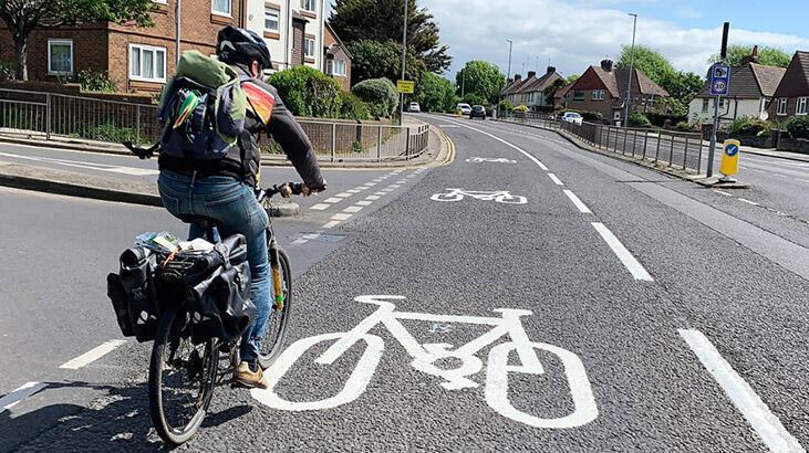 14 milyon kişi koronavirüs nedeniyle bisiklete geçiş yapmaya hazır