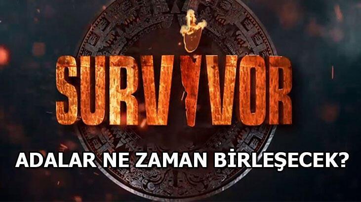 Survivor'da adalar ne zaman birleşecek? Survivor 2020'de takımlar birleşti mi?
