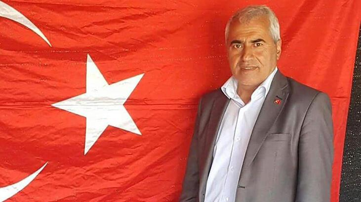 Son dakika haberi: MHP'li İlçe Başkanı, kalp krizinden yaşamını yitirdi