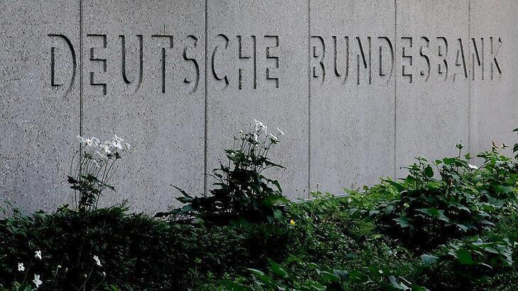 Bundesbank: İkinci çeyrekte ekonomik faaliyetler düşük kalacak