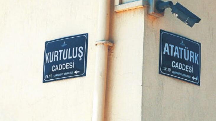 Bütün sokaklar Atatürk'e çıkıyor!