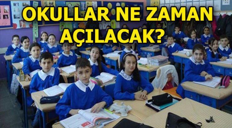 Okullar ne zaman açılacak, uzaktan eğitim hangi (gün) tarihte bitiyor? Cumhurbaşkanı Erdoğan açıkladı: Okullar hangi ayda başlayacak?