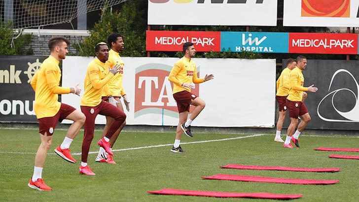 Galatasaray'da Florya'ya dönüş