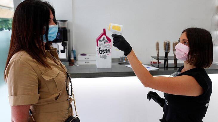 Almanya'da corona virüs bilançosu: Can kaybı 8 bin 123'e yükseldi