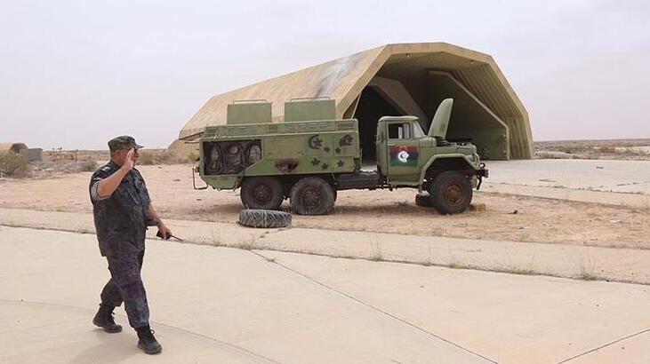 Son dakika: Libya ordusu iki beldeyi daha Hafter milislerinden kurtardı