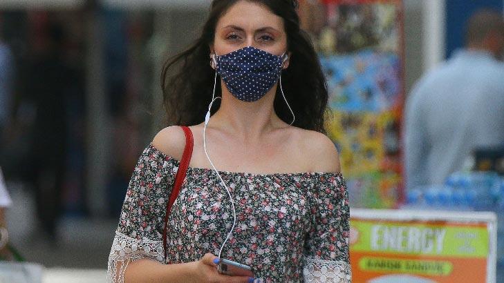 Maske takmayan iki kişiye 6 bin 300 lira para ceza!