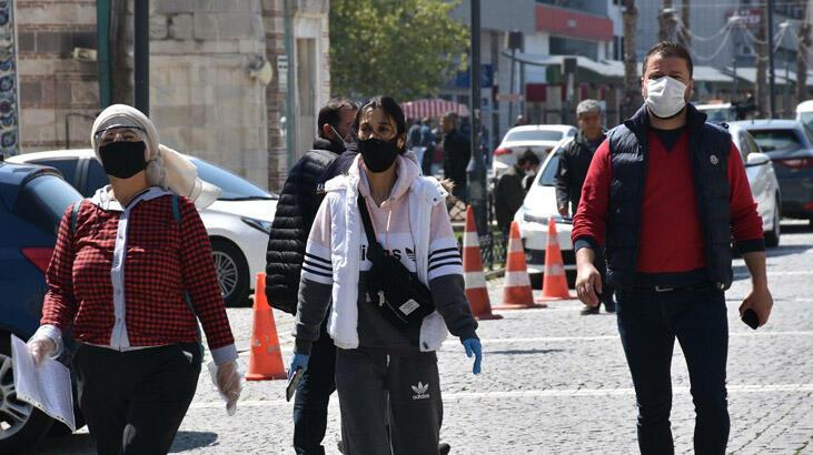 Maske takmanın zorunlu olduğu il sayısı kaça yükseldi? Hangi illerde maskesiz sokağa çıkmak yasak, cezası ne kadar?