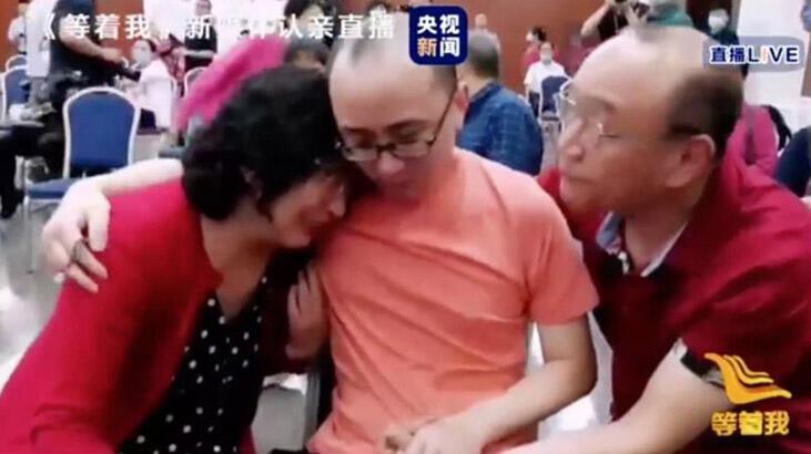 Kaçırılan oğlunu 32 yıl sonra buldu!