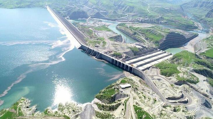 Ilısu barajı nerede? Ilısu barajı haritası...