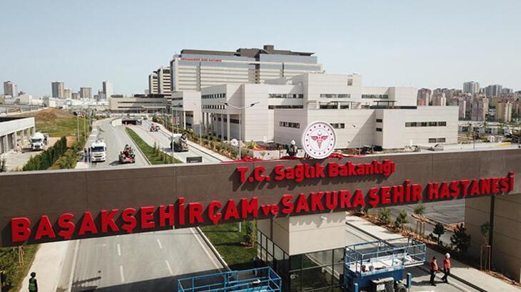 Başakşehir Şehir Hastanesi ismi nedir? Çam ve Sakura nedir?