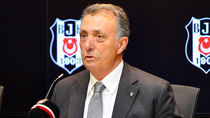 Beşiktaş Başkanı Ahmet Nur Çebi'den sevindiren haber! Koronavirüs...