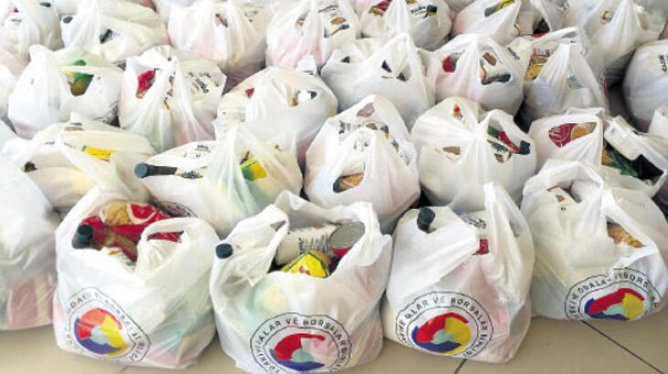 MİTSO'dan 70 bin liralık yardım