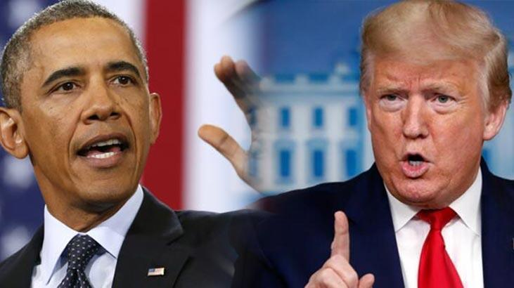 ABD'de Trump-Obama krizi büyüyor!