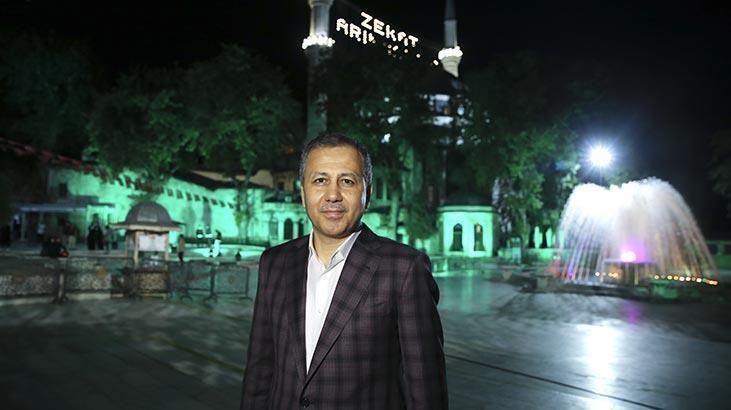 Vali Ali Yerlikaya'dan İstanbullulara teşekkür