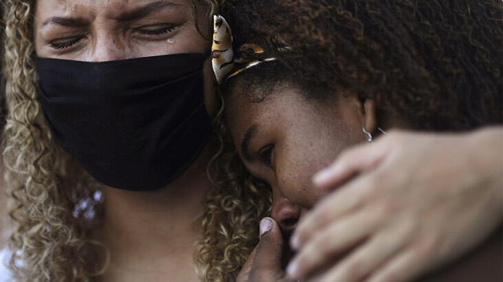 Son dakika... Brezilya'da corona virüsten ölenlerin sayısı 17 bin 971'e yükseldi!