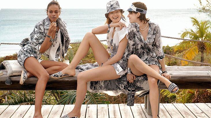 Dior özel bir yaz mağazasıyla Bodrum'a merhaba diyecek!