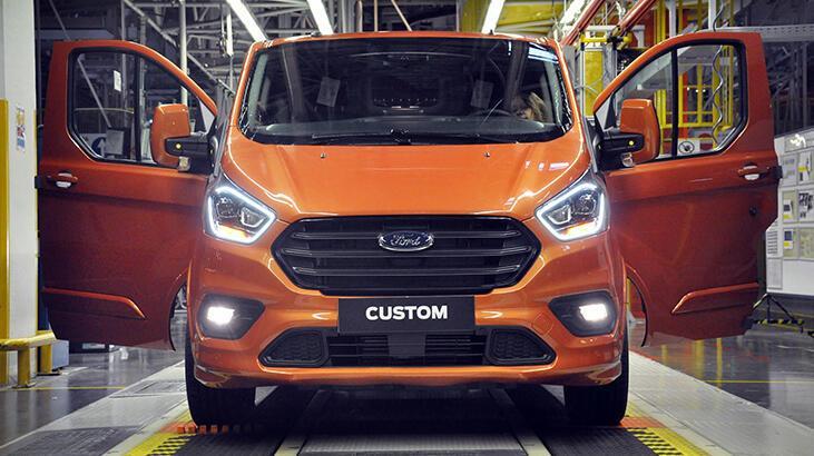 Ford Otosan'dan vefa projesi