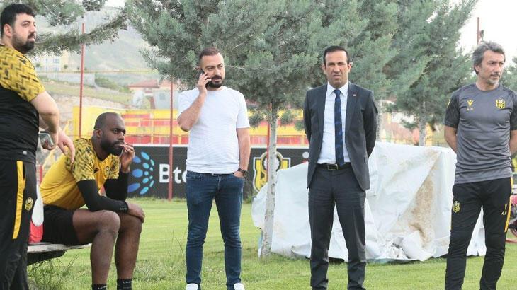 BtcTurk Yeni Malatyaspor'da çalışmalar sürüyor