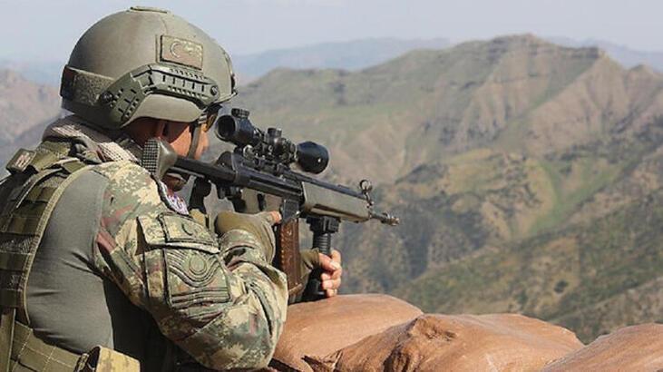 Etkisiz hale getirilen terörist, PKK'nın sözde 'Ağrı Dağı Genel Sorumlusu' çıktı
